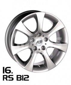 RS B12 16x7,5 5x120 ET38 KA72,6 BMW